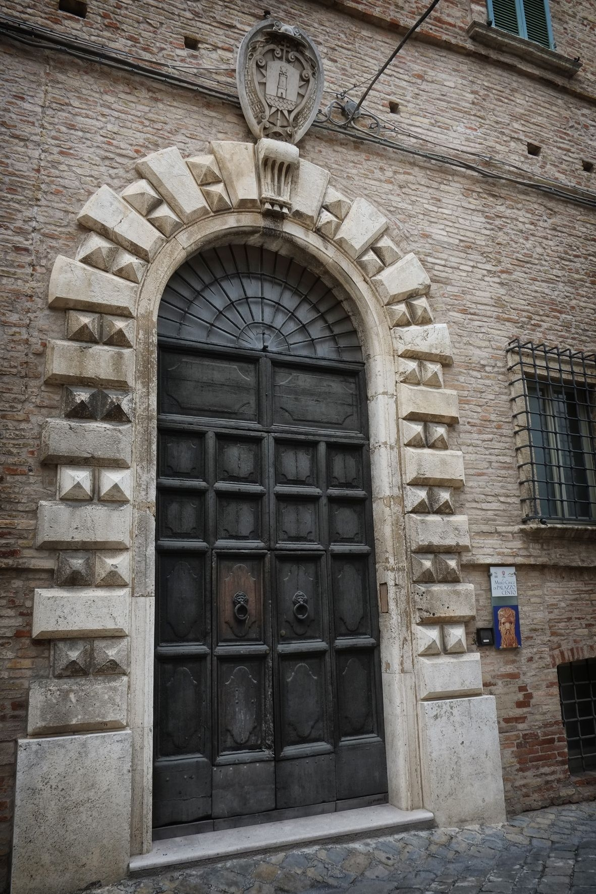 Civic Museum of Palazzo Cento of Pollenza